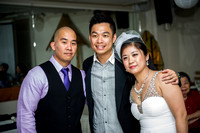 Kris and Elsa Wedding 2014